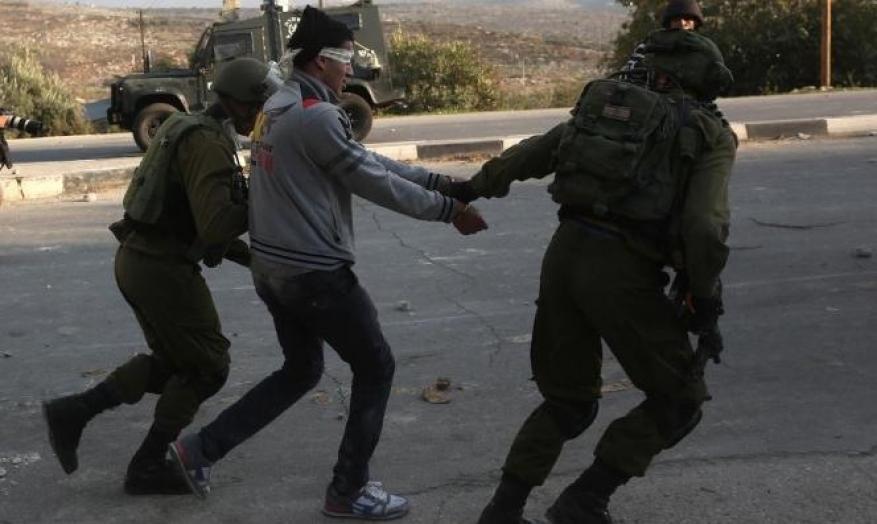 الاحتلال يعتقل 7 مواطنين من الضفة المحتلة
