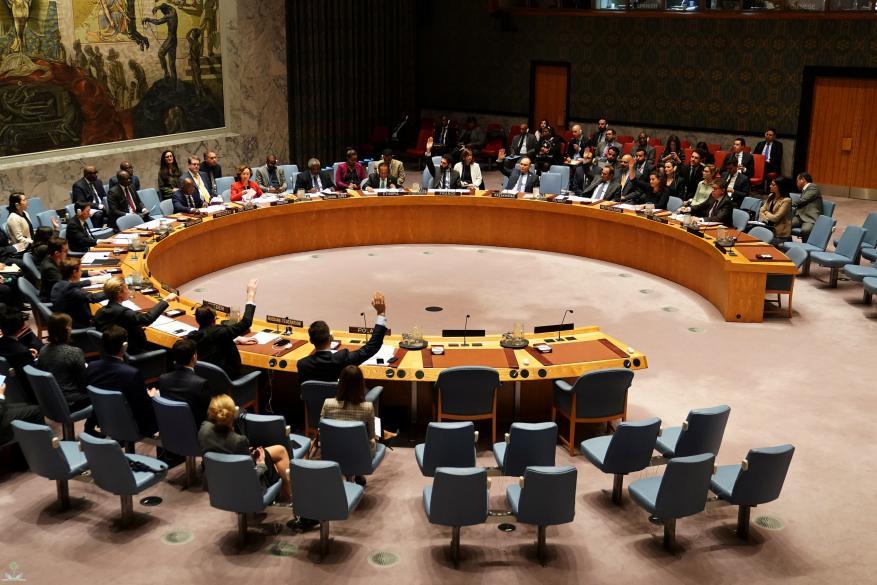 جلسة مجلس الأمن بشأن الضرائب الفلسطينية لم تسفر عن شيء
