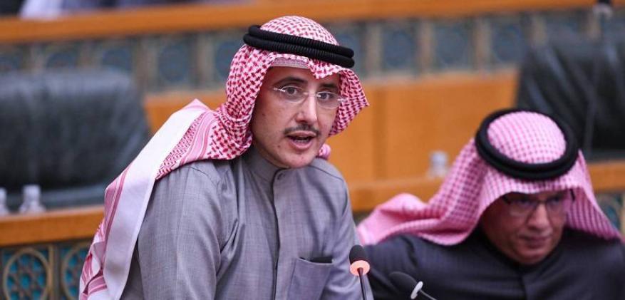 وزير خارجية الكويت يؤكد موقف بلاده الثابت في دعم خیارات شعبنا الفلسطيني لنیل حقوقه
