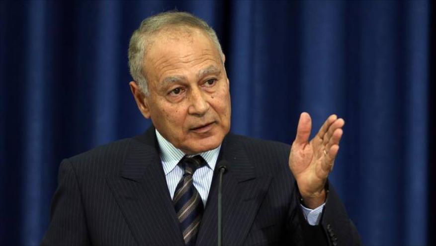 """أبو الغيط: تجري تصفية القضية الفلسطينية و""""إسرائيل"""" تلعب بالنار بغطاء سياسي أمريكي"""