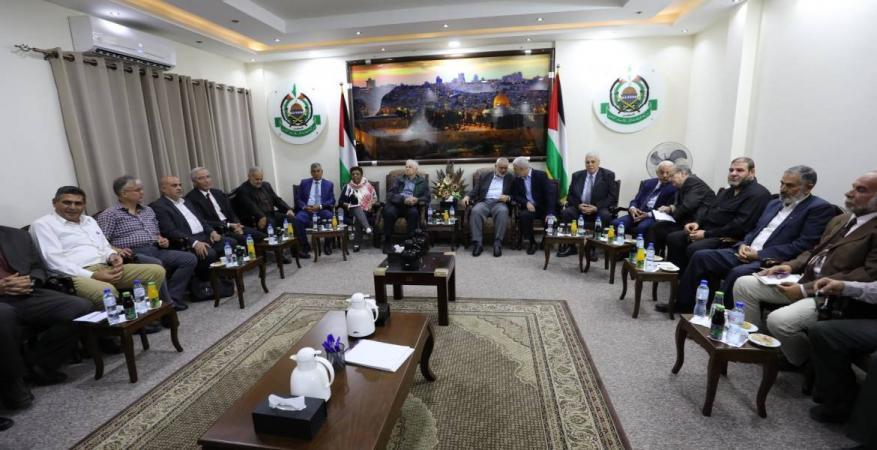 حماس تواصل المشاورات لتذليل العقبات أمام الانتخابات
