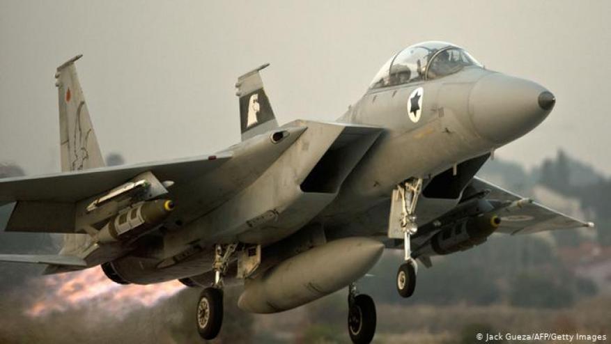 قائد سلاح الجو الإسرائيلي يعترف باستهداف سوريا أكثر من مرة