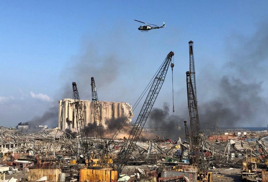 """""""فلسطينيي الخارج"""" يعزي بضحايا انفجار بيروت ويدعو لدعم لبنان في هذه الأزمة"""