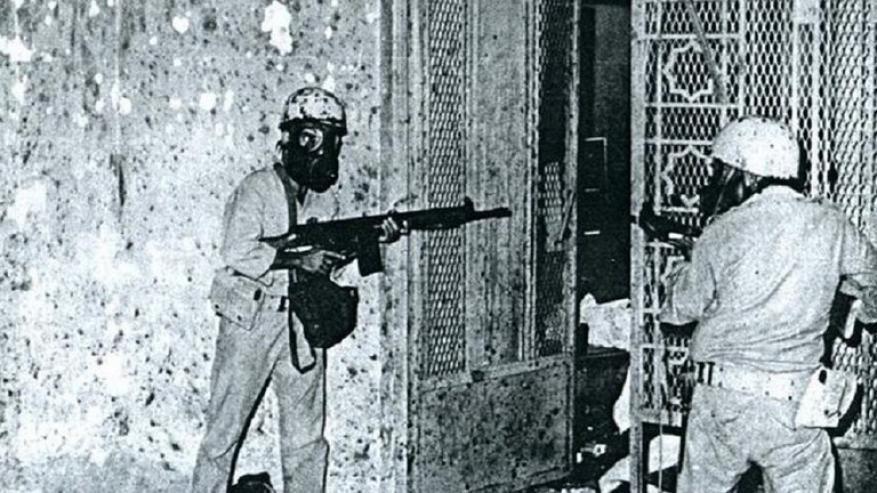الكشف عن أسرار خطيرة عن حادث احتلال الحرم المكي عام 1979
