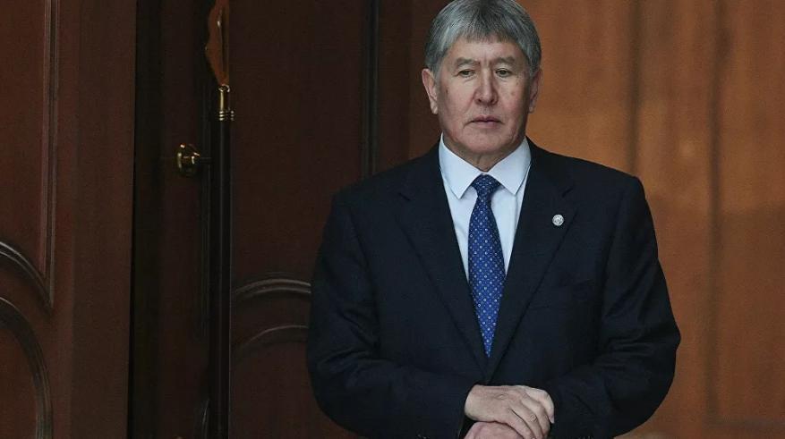 محاولة اغتيال الرئيس القرغيزي السابق ألمازبيك أتامباييف