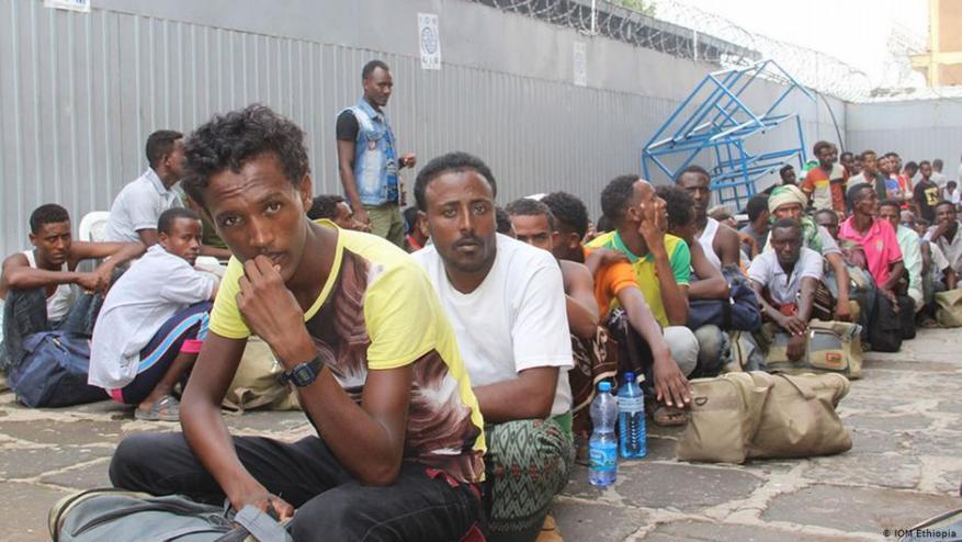 """جثث تتعفن.. """"رايتس ووتش"""": انتهاكات لا توصف بحق الإثيوبيين المهاجرين للسعودية"""