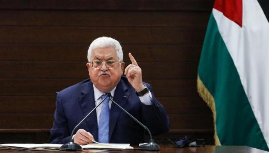 اعتبارا من اليوم.. عباس يصدر مرسومًا بإعلان حالة الطوارئ لـ30 يومًا