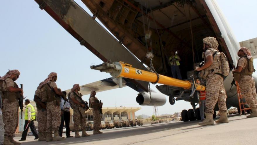 السعودية تسقط طائرة مسيرة أطلقها الحوثيون
