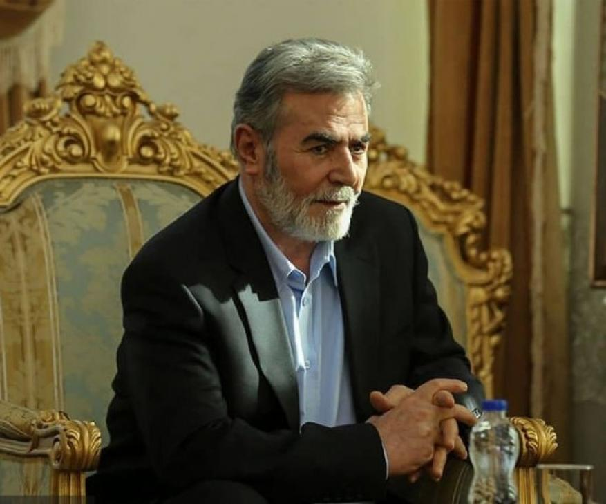 وفد من الجهاد برئاسة النخالة يصل القاهرة لبحث مستجدات الوضع الفلسطيني
