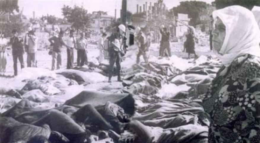 غدا.. الذكرى الـ73 لمجزرة دير ياسين