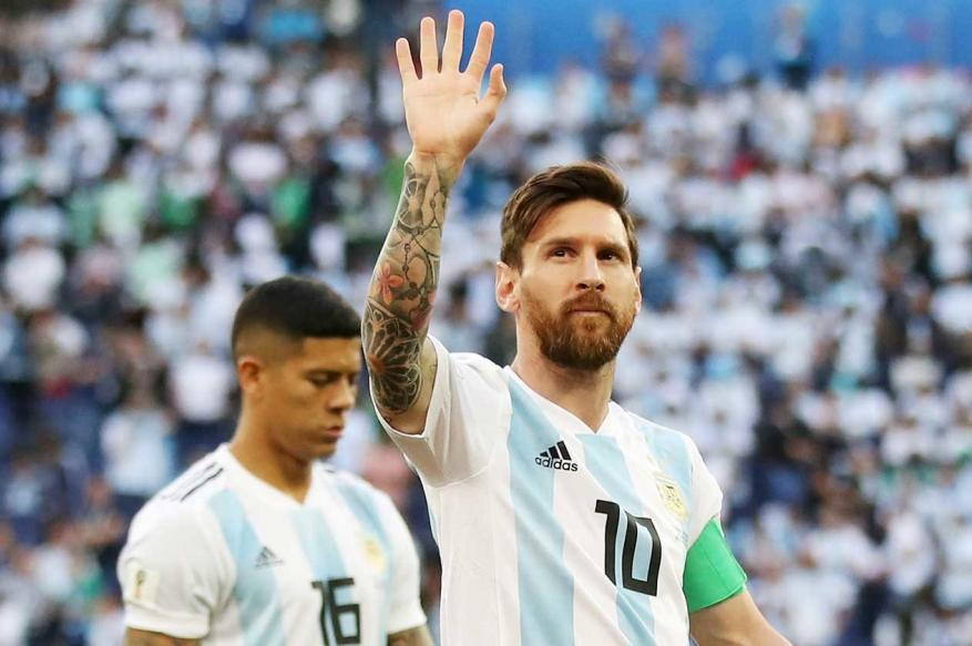 ميسي يعود لمنتخب الأرجنتين لأول مرة منذ مونديال روسيا