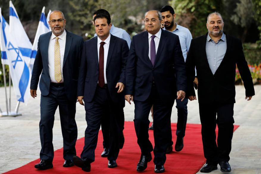 """حماس تعلق على توصية """"القائمة العربية"""" لـ""""غانتس"""" بتشكيل الحكومة"""