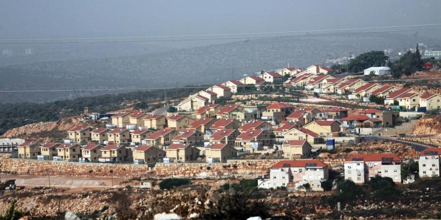 مخطط إسرائيلي لبناء 11 ألف وحدة استيطانية شمالي القدس