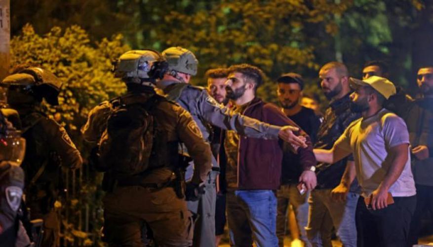 المجلس الإسلامي البريطاني يدين العنف الإسرائيلي في القدس