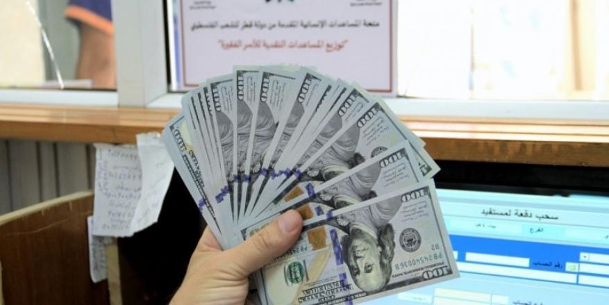 اللجنة القطرية تبدأ صرف منحتها المالية للأسر المتعففة بغزة السبت