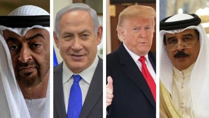 صحيفة إسرائيلية: أوروبا أصبحت تؤيد الفلسطينيين أكثر من أنظمة  الإمارات والبحرين