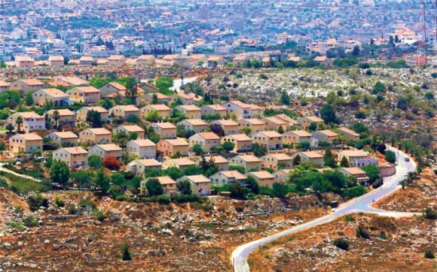 """مخطط لـ""""الصندوق القومي اليهودي"""" للاستيلاء على مزيد من أراضي(ج) وتوسيع المستعمرات"""