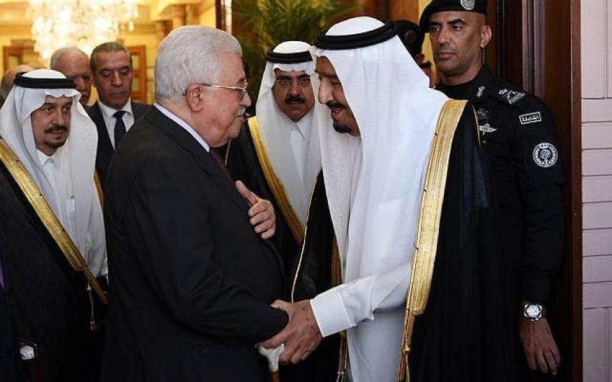 عباس يصل السعودية اليوم ويلتقي خادم الحرمين
