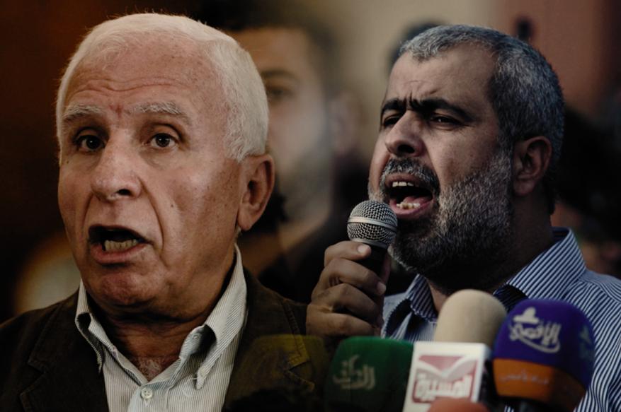 أبو هلال لعزام الأحمد: الذي يعيش تحت بساطير الاحتلال لا يمكنه اتهام المقاومة بالخيانة