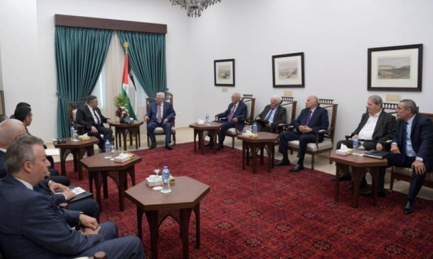 العربي الجديد: زيارة الوفد المصري لرام الله بإيعاز من كوشنر