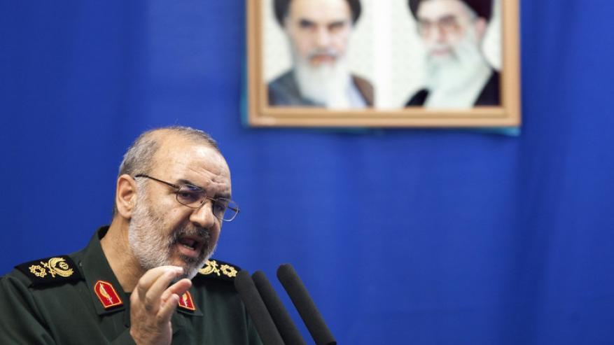 خامنئي يعفي الجعفري من قيادة الحرس الثوري الإيراني ويعين سلامي خلفا له