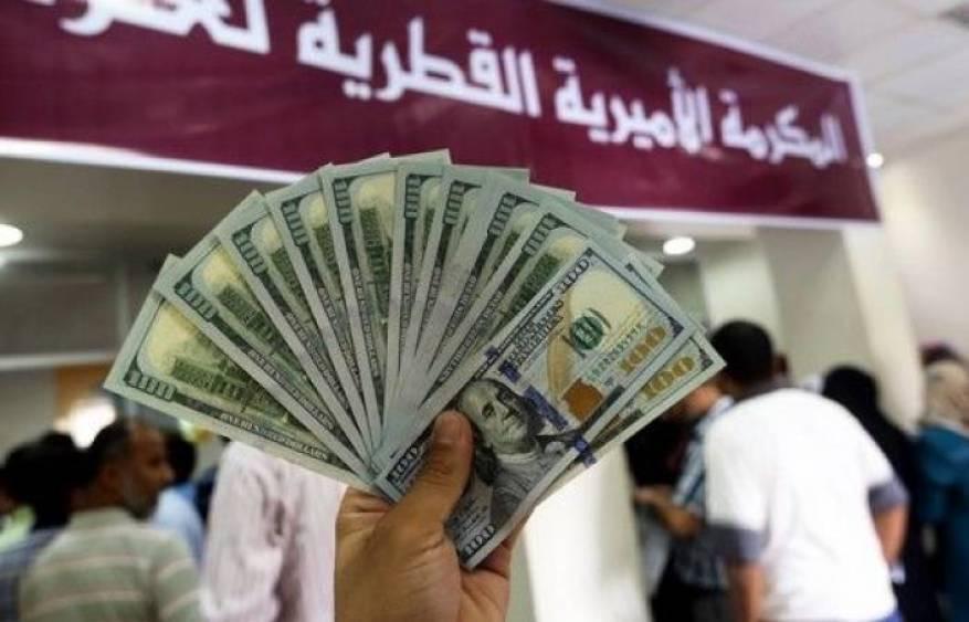 بواقع 100$.. العمادي يعلن صرف مساعدات نقدية لـ 60 ألف أسرة فقيرة بغزة