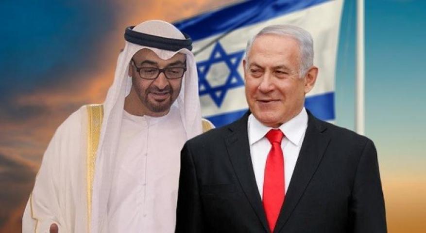 """نتنياهو يشكر الإمارات على تهنئة """"إسرائيل"""" بذكرى احتلال فلسطين ونكبة شعبها"""