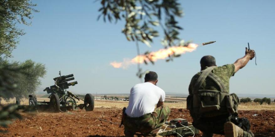 المعارضة السورية تسقط مقاتلة تابعة للنظام جنوبي إدلب