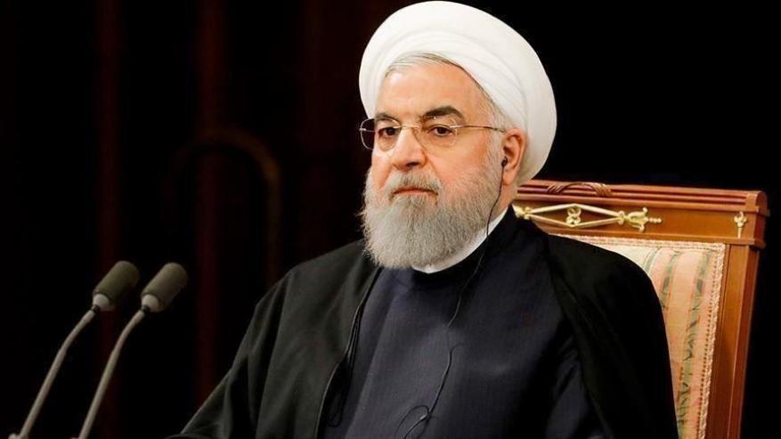 """روحاني يطالب سويسرا بدور """"أكثر فاعلية"""" ضد عقوبات واشنطن"""
