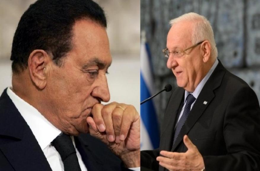 رئيس الكيان الإسرائيلي يعزي السيسي بوفاة مبارك.. ماذا وصفه؟