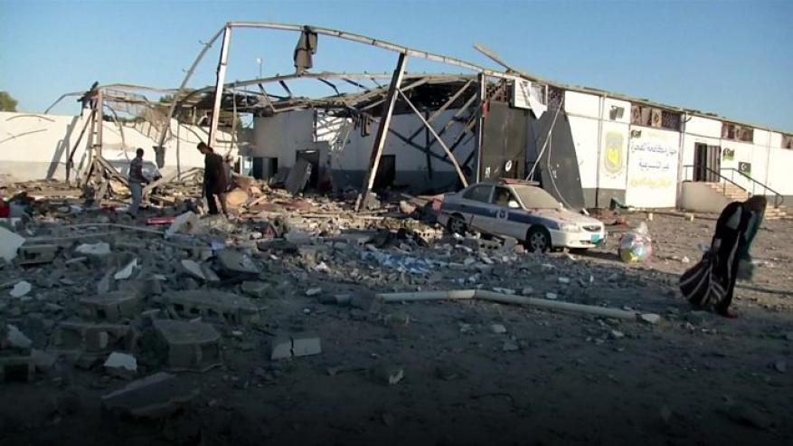 الأورومتوسطي: المجتمع الدولي مسؤول عن استمرار جرائم الحرب في ليبيا