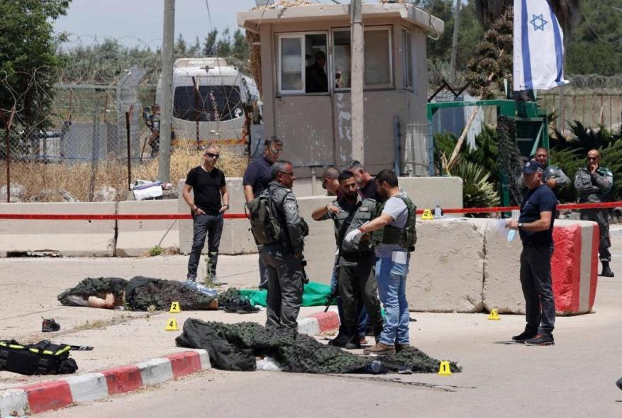 """حماس تبارك عملية موقع """"سالم"""" العسكري قرب جنين"""