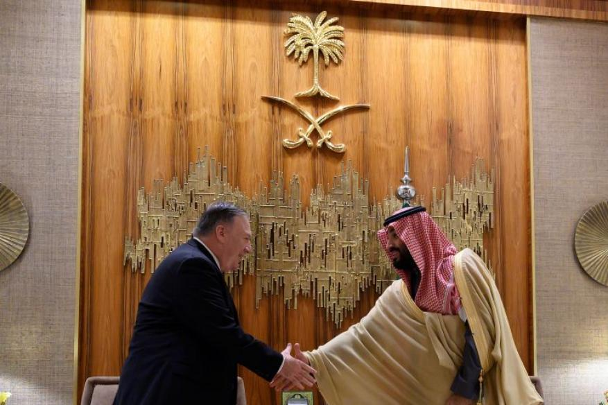 اتهامات لبومبيو عن دوره في تمرير صفقة أسلحة للسعودية بـ8 مليارات دولار