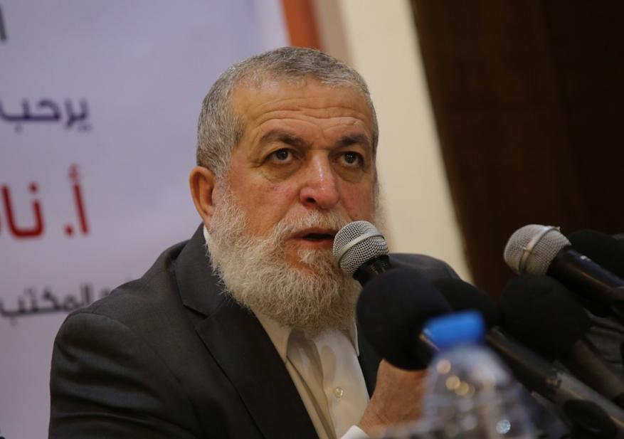 قيادي بالجـهاد يتحدث عن حوار الفصائل المرتقب بالقاهرة والانتخابات