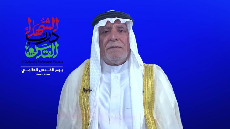 الشيخ الهميم: التطبيع حرام وفلسطين ستتحرر من الماء إلى الماء