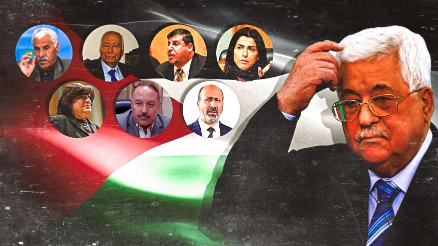 """أحزاب أردنية لمحمود عباس: أنت موظف إسرائيلي وقبولك الكونفدرالية """"هراء"""" ويجب محاسبتك"""