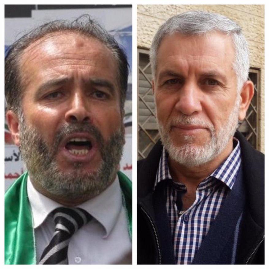 الاحتلال يعتقل 14 مواطنًا بينهم القياديان بحماس الطويل وأبو كويك من الضفة
