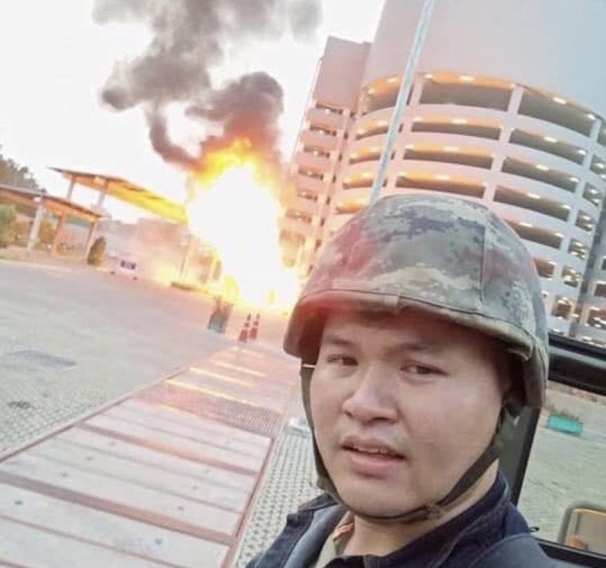 شاهد: جندي تايلاندي يقتل عدة أشخاص في إطلاق نار عشوائي