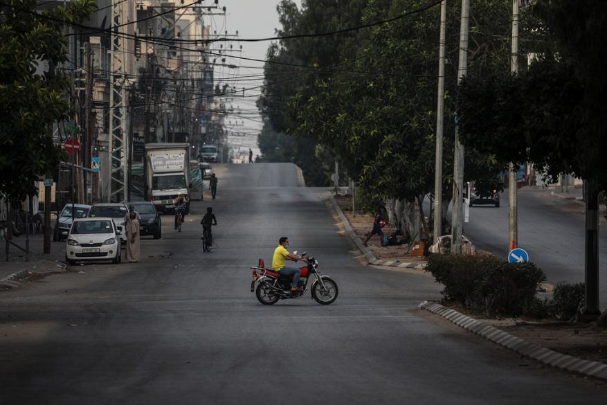 الداخلية بغزة تعلن تخفيف إجراءات حظر التجوال في مناطق جديدة بالقطاع