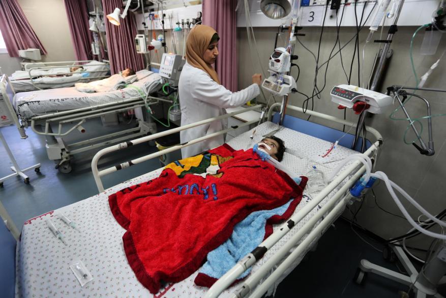 """""""نصف مرضى غزة بلا دواء"""".. الصحة: لم تصل إلينا أي واردات دوائية منذ بداية العام"""