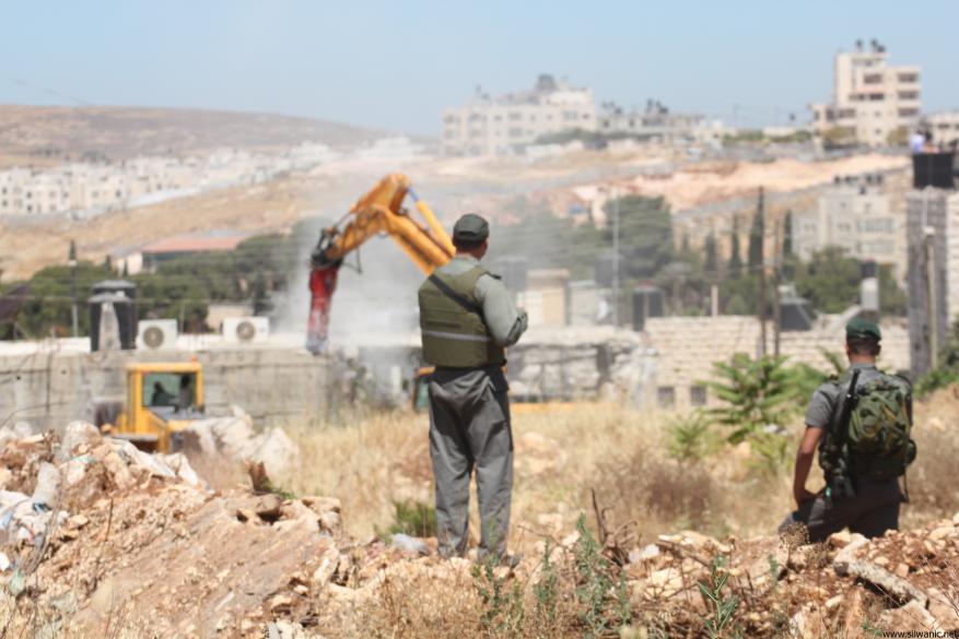 """سلطات الاحتلال تقرر هدم منزل عائلة المطارد """"نعالوة"""""""