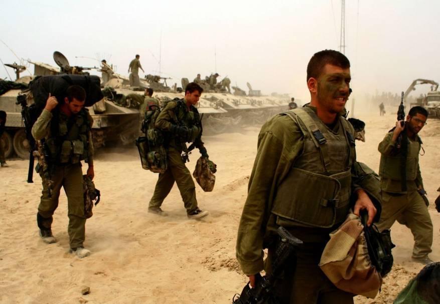 الاحتلال يجري مناورات عسكرية شمال فلسطين