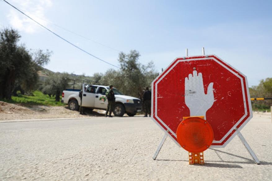 إغلاق بلدة رافات بسلفيت بعد تسجيل 7 إصابات بفيروس كورونا