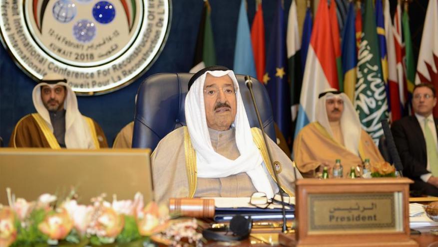 ما هي الحالة الصحية لأمير الكويت؟