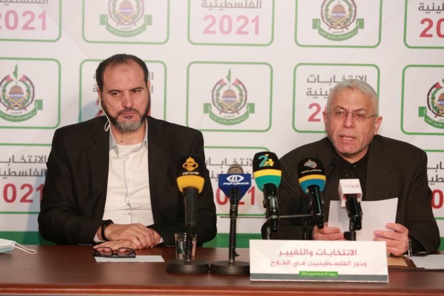 مُرة: الانتخابات محطة للتغيير واعادة بناء المؤسسات ونشدد على دور الفلسطينيين في الخارج