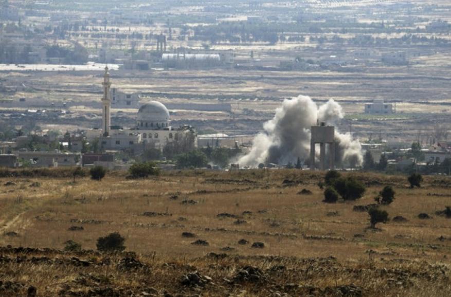 تقارير سورية: غارات إسرائيلية على مواقع في القنيطرة