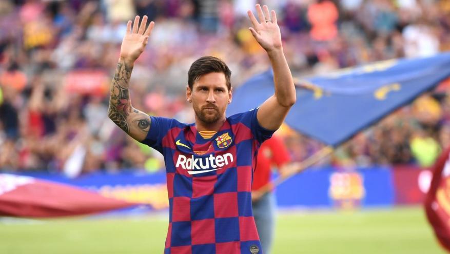 برشلونة يرغب في منح ميسي عقدًا مدى الحياة