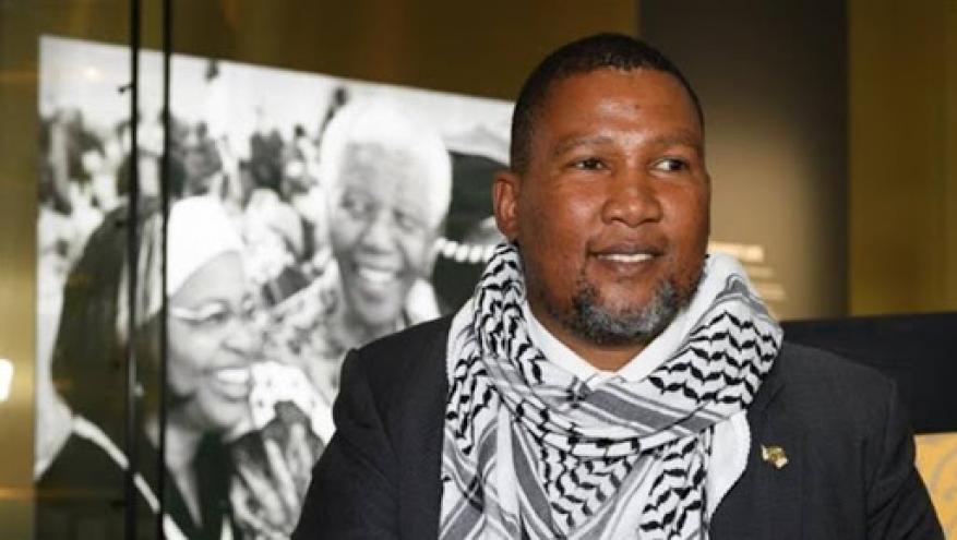حفيد مانديلا يدعو إلى بناء شبكة تضامن عالمية لمواجهة مخطط الضم