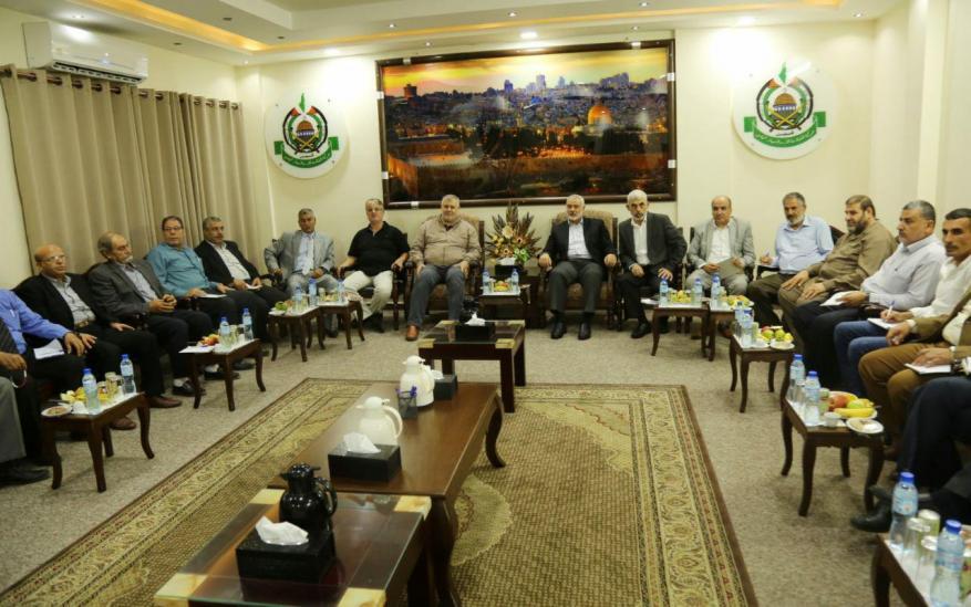 أبو الهول لشهاب: موقف حماس والفصائل من الانتخابات جيد ومحل تقدير والأمل أن تستمر الإيجابية
