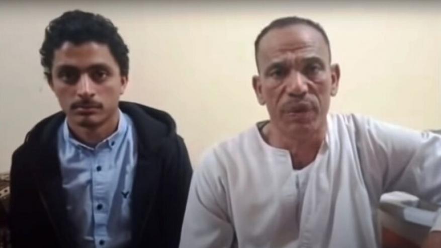 شاب مصري يعود لأهله بعد 21 عاما من الغياب